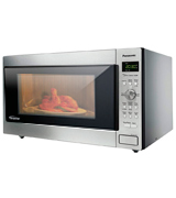 Panasonic NN-SD745S Countertop/Built-In Microwave Oven with Inverter Technology