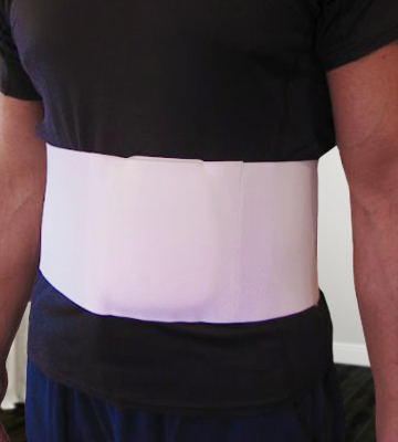 Review of FlexaMed H&PC-04313 Hernia Belt / Truss