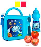 Qasass Beni Bear Lunchbox Combo Set