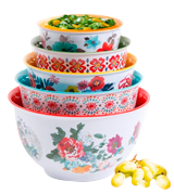 The Pioneer Woman 10-Piece Bowl Set