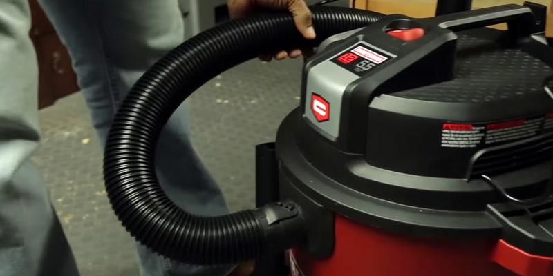 Detailed review of Craftsman XSP Wet / Dry Vacuum