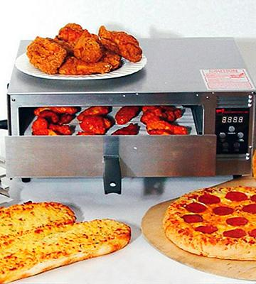 Review of Wisco Digital Pizza Oven 425C-001