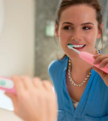 Review of Philips Sonicare Series 2 (HX6211/47) Electric Rechargeable Toothbrush