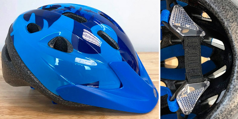 Review of Bell Rally Child Helmet