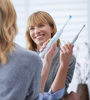 Review of Philips Sonicare ProtectiveClean 5100 (HX6857/11) Rechargeable Electric Toothbrush
