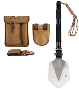 FiveJoy C1 Military Folding Shovel Multitool