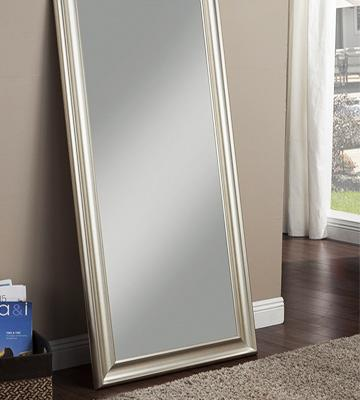 Review of Sandberg Furniture Full Length Floor Mirror
