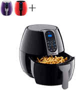 GoWISE USA GW22638 Programmable Air Fryer