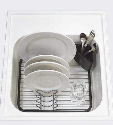 Review of Umbra Sinkin Black In-Sink Dish Rack