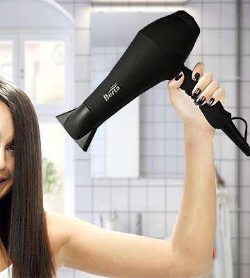 Review of Berta Negative Ions & Far Infrared Heat Professional Hair Dryer