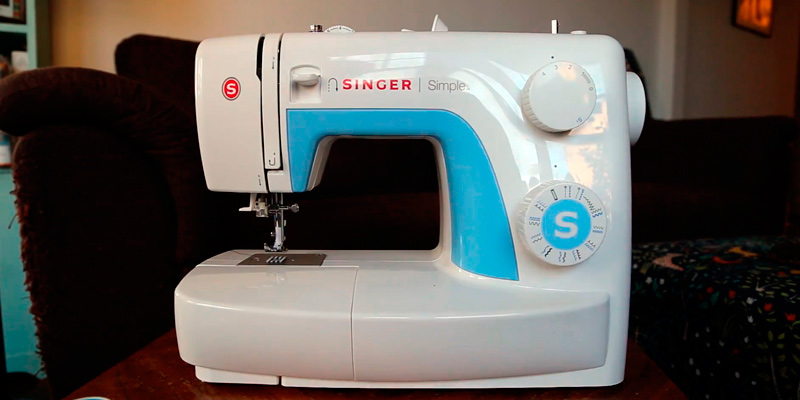 Review of SINGER 3221 Simple Sewing Machine