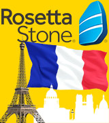 Rosetta Stone Learn French