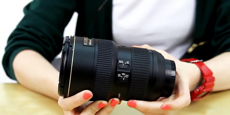 Review of Nikon AF-S FX NIKKOR 16-35mm f/4G ED VR Wide Angle Zoom Lens