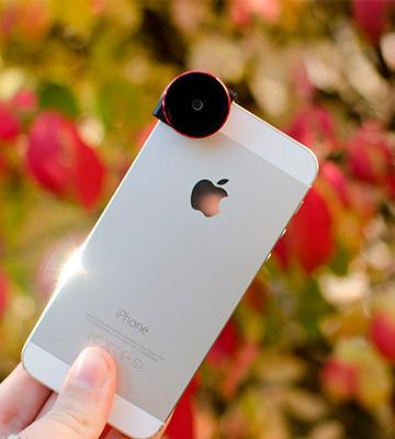 Review of Olloclip 4-IN-1 Fisheye, Wide-Angle, and Macro Lens