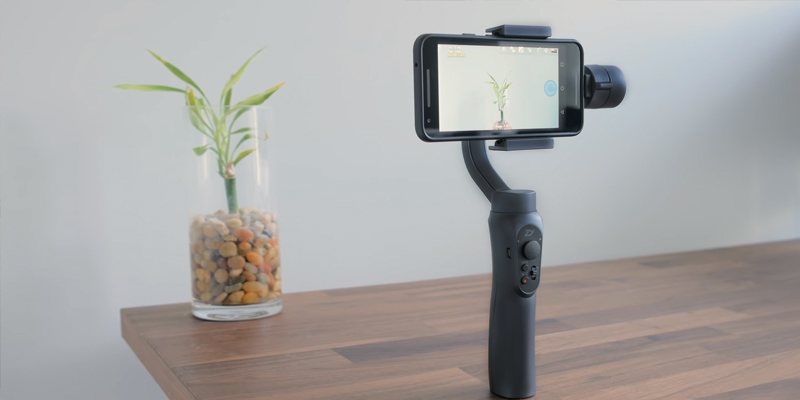 Review of Zhiyun HL-US-Zhiyun Smooth-Q Black Handheld Gimbal Stabilizer for Smartphone