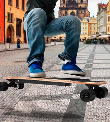 Review of Aceshin Electric Dual Motor Longboard