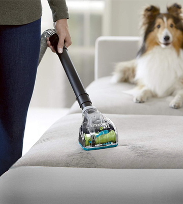Review of Bissell 2215A Powerglide Pet Hair Bagless Vacuum Cleaner