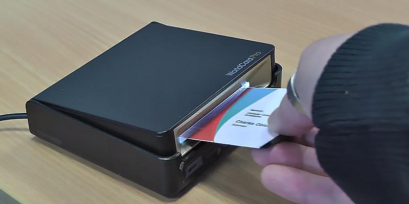 review of penpower worldcard pro business card scanner - Best Business Card Scanner