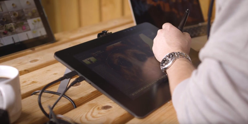 Review of Wacom DTH1320K0 Cintiq Pro Creative Pen Display