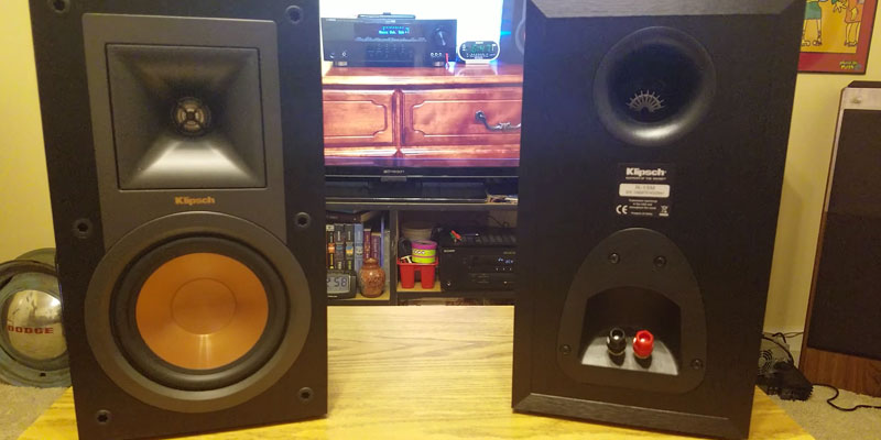 Detailed review of Klipsch R-15M Bookshelf Speaker
