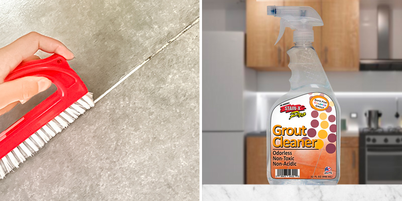 Review of STAIN-X 54232 Grout Cleaner