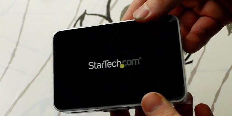 StarTech Game Capture Device in the use