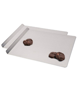 T-fal AirBake Natural 2 Pack Cookie Sheet Set