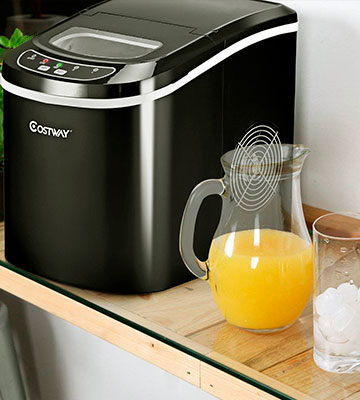 Review of Costway EP22769BK Ice Maker Machine