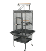 Super Deal PRO 61''/ 68'' 2in1 Large Bird Cage with Rolling Stand