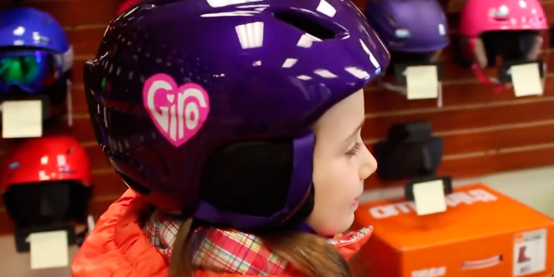 Detailed review of Giro Launch Plus Snow Helmet - Kid's