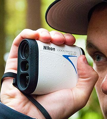 Review of Nikon COOLSHOT 20 US Version Golf Rangefinder