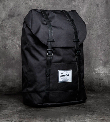 Review of Herschel Supply Co. 10066-00535-OS Retreat Backpack