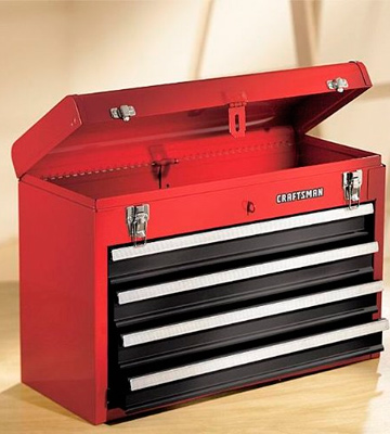 Review of Craftsman 4 Drawer Chest Tool Box