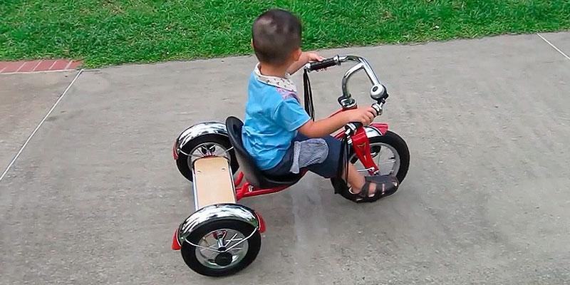 Review of Schwinn Roadster Trike