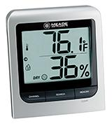 Meade TM005X-M Wireless Indoor/Outdoor Thermo Hygrometer