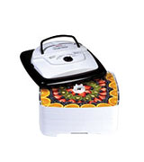 Nesco FD-80 Square-Shaped Dehydrator, 4 Tray