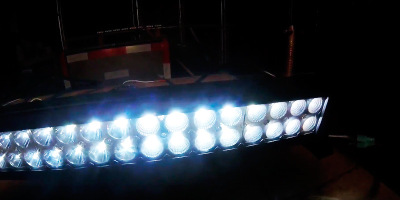 "Review of Northpole Light 50"" LED Light Bar"