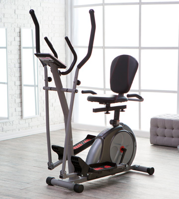 Review of Body Rider 3-in-1 Trio-Trainer