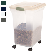 IRIS USA, Inc. 300682 Airtight Pet Food Storage Container