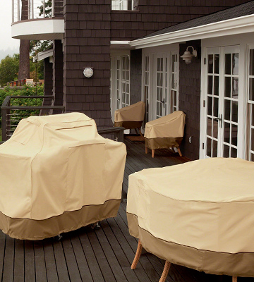 Review of Classic Accessories BBQ Grill Cover