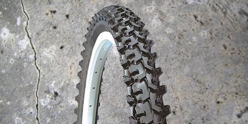 Review of Kenda K850 Aggressive MTB Wire Bead Bicycle Tire, Blackskin