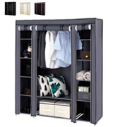 SONGMICS ULSF03G 59 Portable Wardrobe Closet
