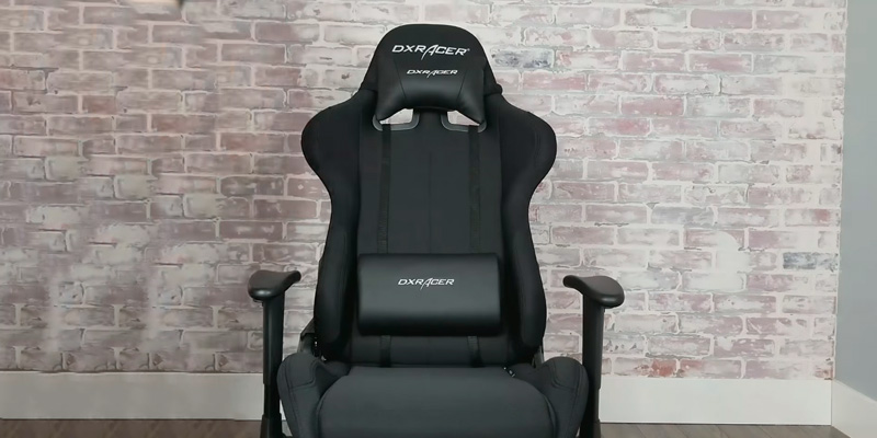Review of DXRacer Formula Series DOH/FD01/NR Gaming Chair for 180 lbs