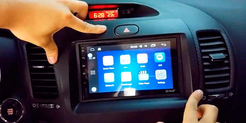 Review of Corehan COCS-JD-AN-03(2/32) Double Din Android Car Stereo