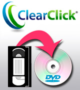 ClearClick VHS To DVD Grabber