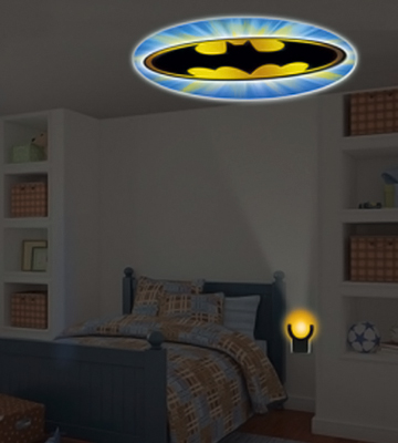 Review of DC Comics Batman Night Light Projectables