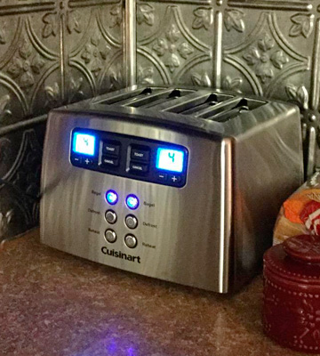 Review of Cuisinart CPT-440 4-Slice Toaster