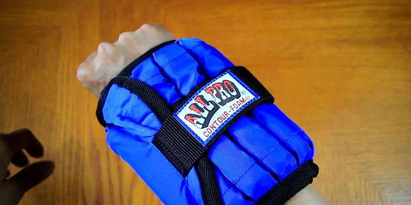 Review of All Pro Weight Adjustable Ankle Weights