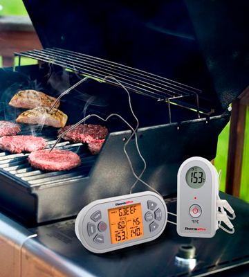 Review of ThermoPro TP22 Digital Thermometer with Dual Probe