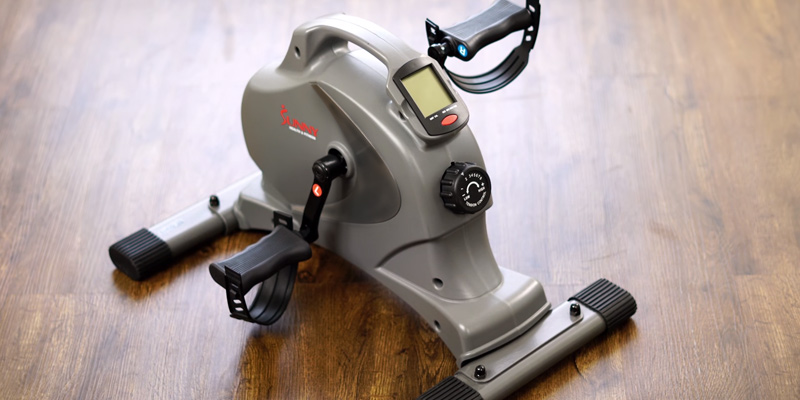 Review of Suny Health & Fitness SF-B0418 Magnetic Mini Exercise Bike